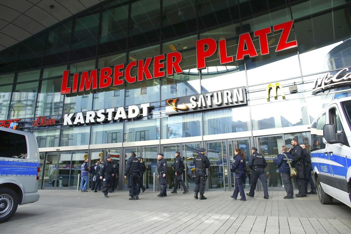 "cdc143b77cd16 Terrordrohung in Essen: Anschlag mit ""Hit-Team"" geplant - Politik -  Berliner Morgenpost"
