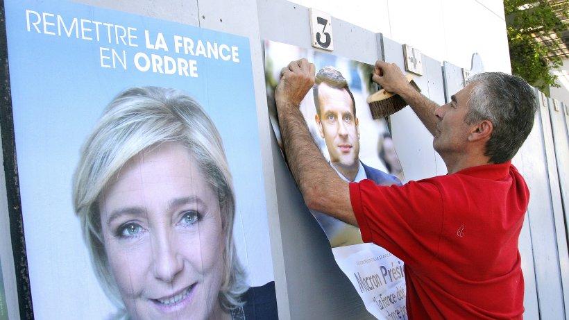 Выборы во Франции: на кону судьба Европы
