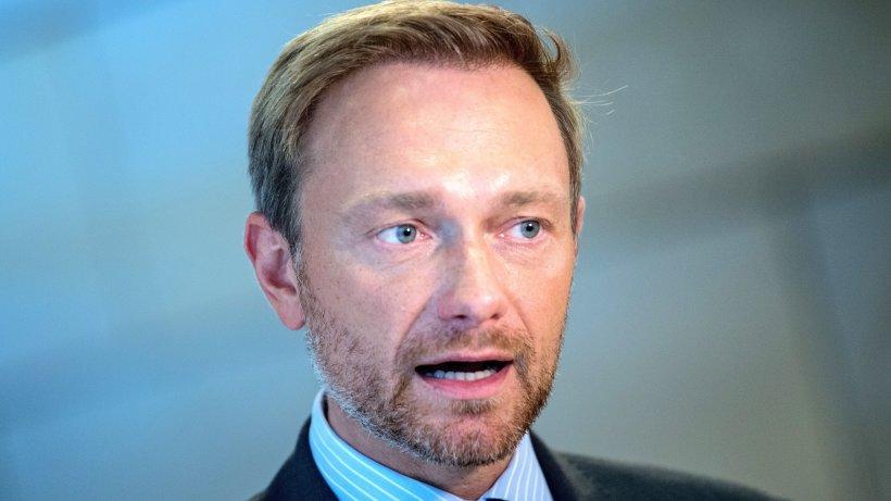 FDP-Chef Lindner: Putin wieder an den Tisch der G7 holen