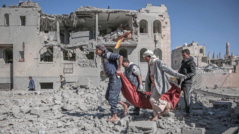 Jemen Krieg Zusammenfassung