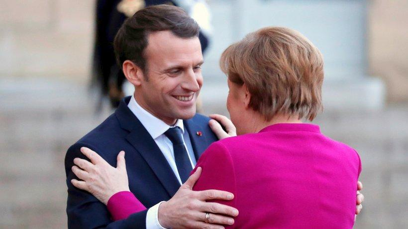 was die welt von der neuen regierung in deutschland