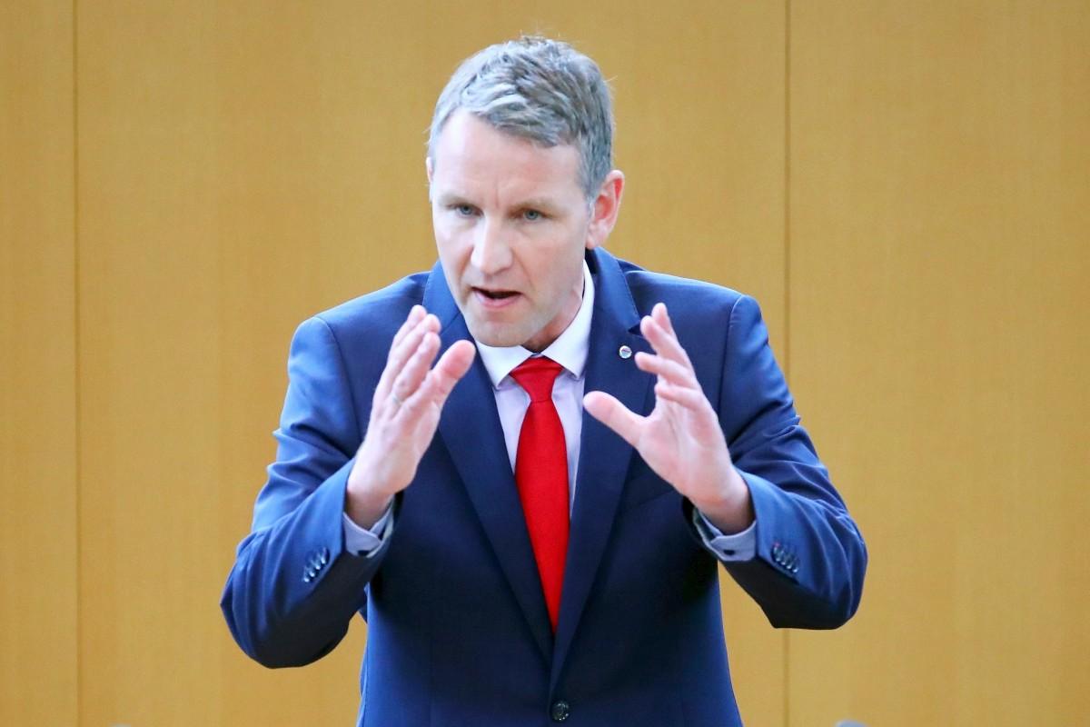 Björn Höcke wird nicht aus AfD ausgeschlossen Politik