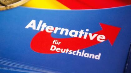 Die AfD plant am Sonntag eine Demo in Berlin.