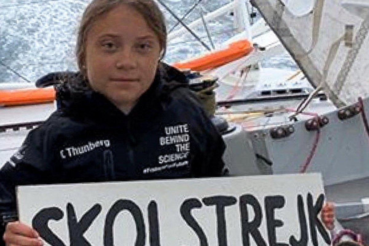 Greta Thunbergs Atlantiküberfahrt: Wie sich das Leben auf See für sie anfühlt