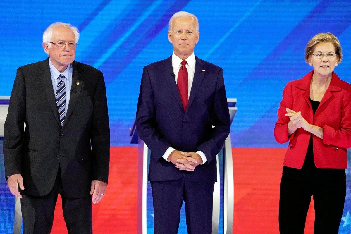 US-Wahlen: Bei den Demokraten treten jetzt die Oldies an