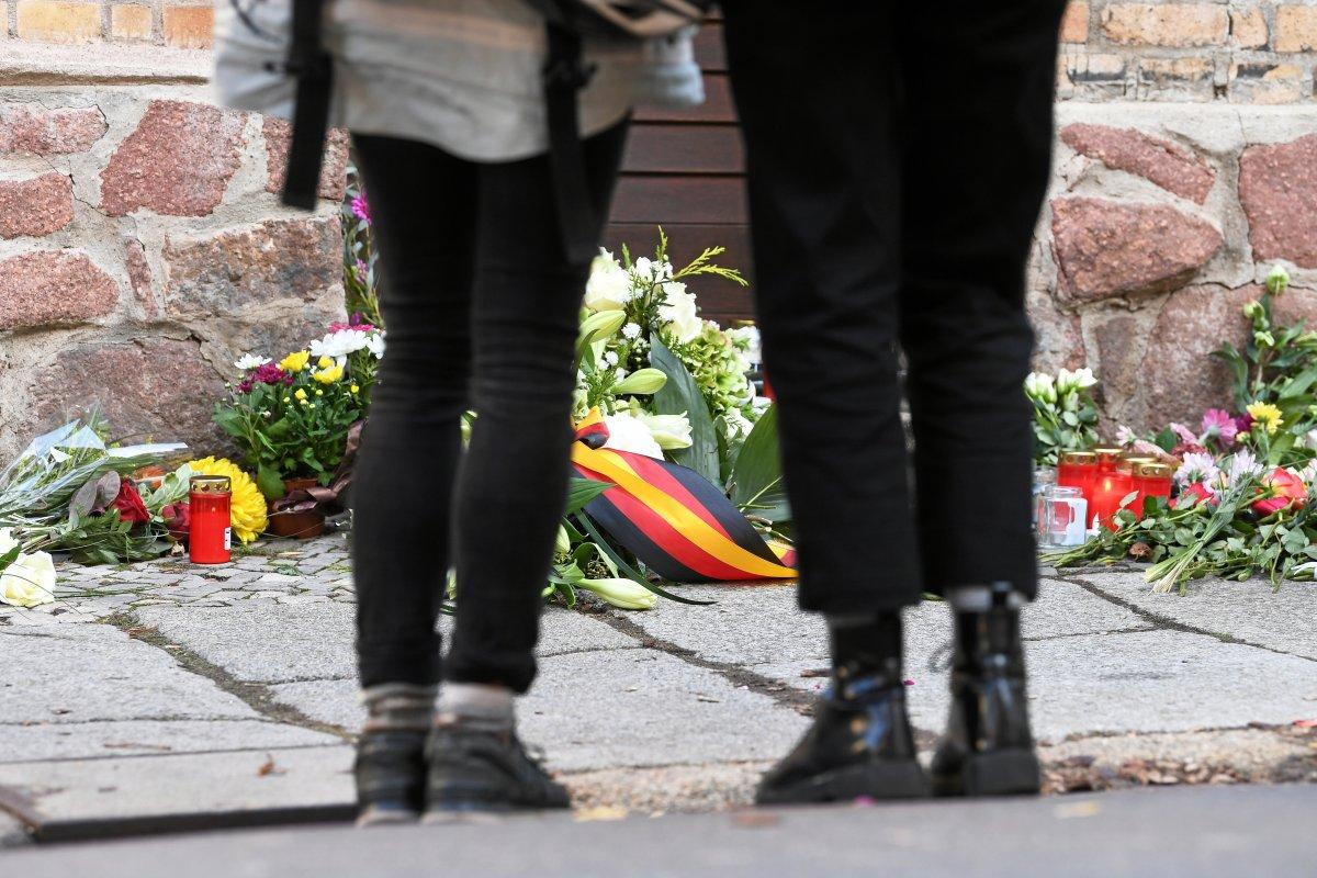 Halle am Tag danach - So groß sind Trauer und Wut nach dem Anschlag