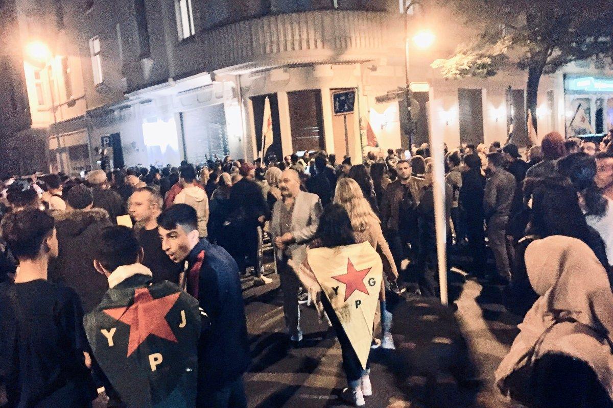 Herne: Kurden-Demo eskaliert – fünf Verletzte
