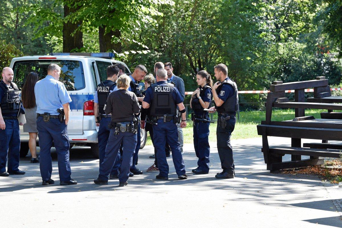 Georgier in Berlin getötet: Deutschland weist zwei russische Diplomaten aus