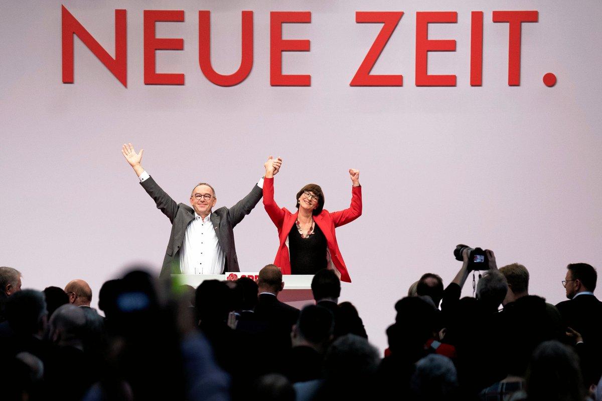 SPD-Parteitag in Berlin: Hier drohen Konflikte mit CDU und CSU