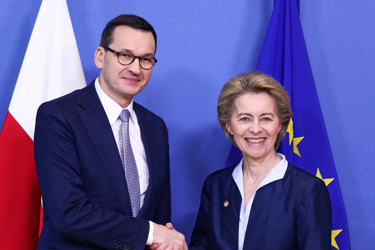 """Polen fordert Milliarden-Hilfe von EU für """"Green Deal"""""""
