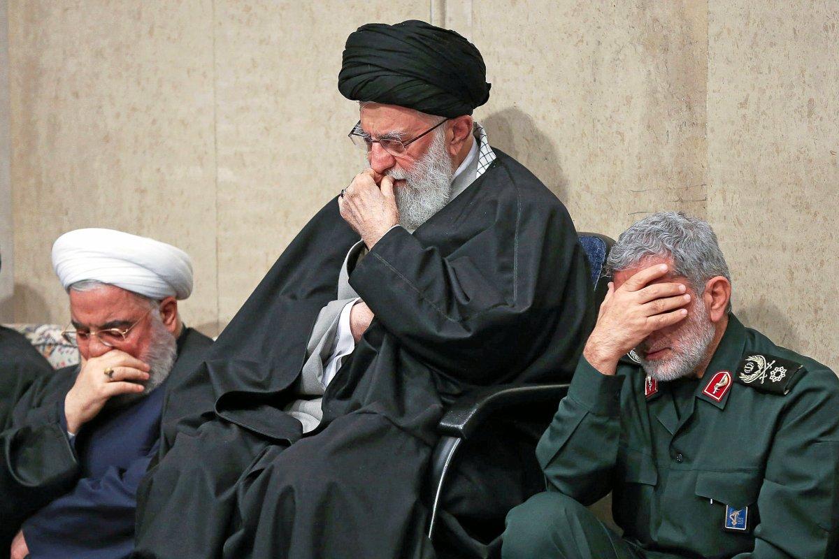 Iran-Kommenatr: Warum die Mullahs versagt haben