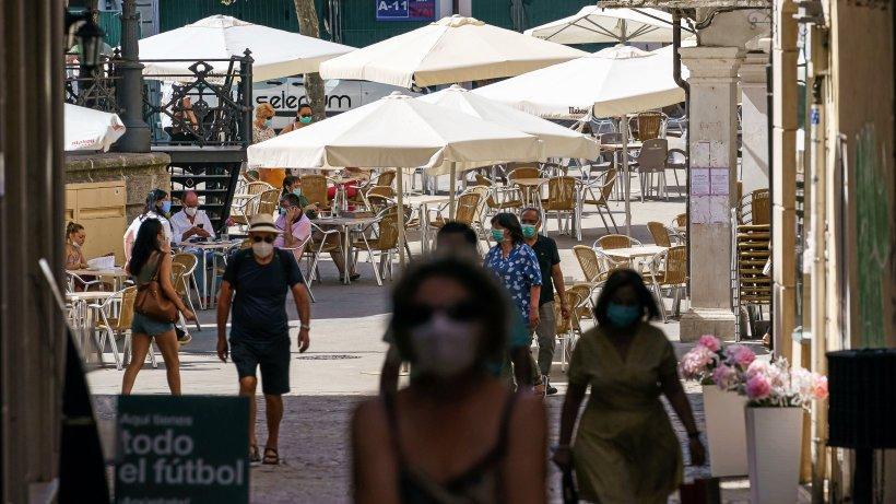 Corona in Spanien: 3000 Neuinfektionen am Tag - das sind die Risikogebiete