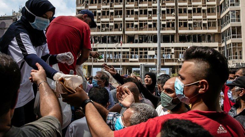 Beirut: Parlament stimmt Ausnahmezustand zu - Lage angespannt