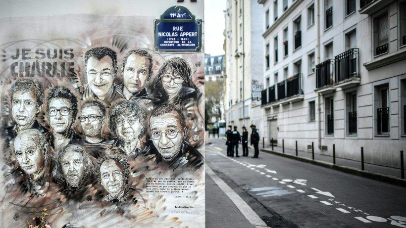 Anschlag Paris 2021