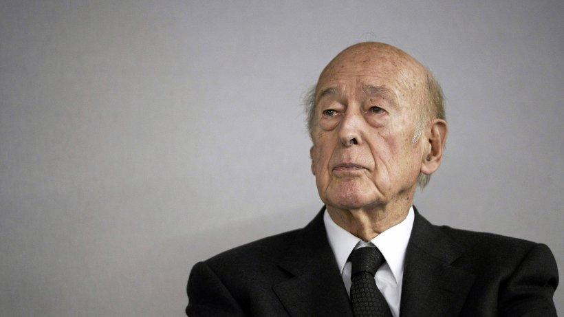 Frankreich: Ex-Präsident Giscard d'Estaing stirbt mit 94 Jahren
