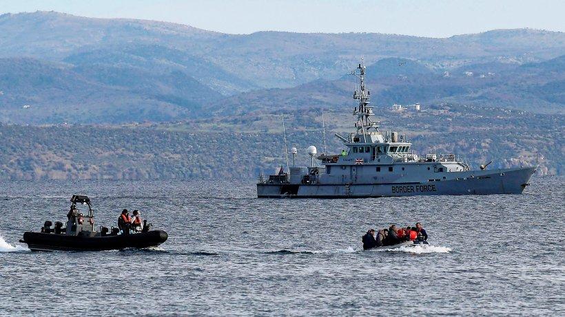 EU-Außengrenze: Untersuchungsbericht zu Vorwürfen gegen Frontex