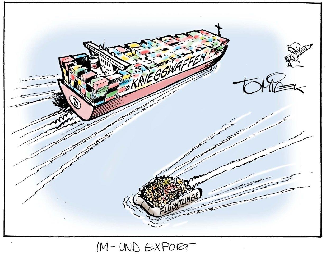 Im- und Export