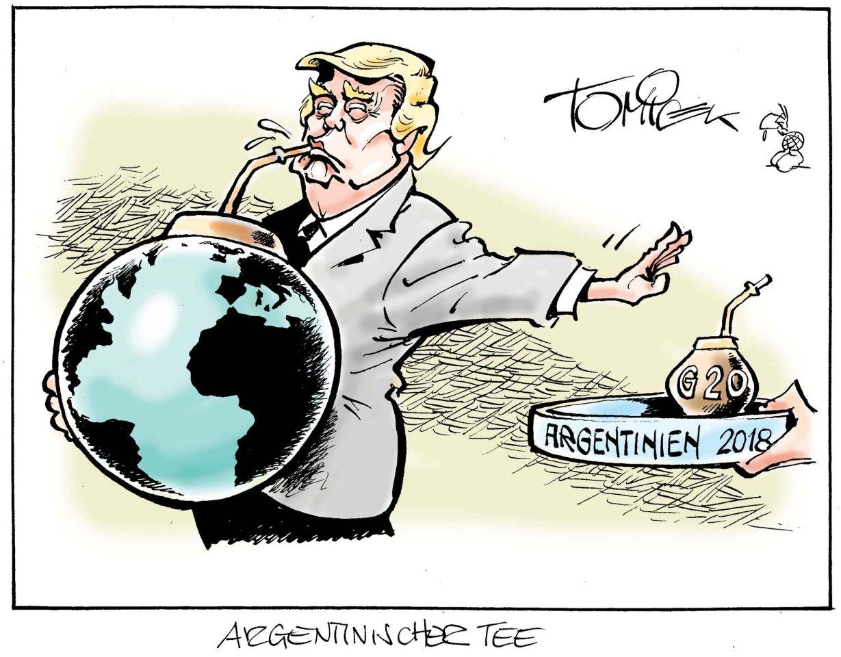 Argentinischer Tee