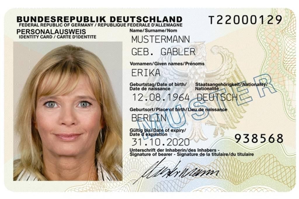Elektronischer Personalausweis Wird Kaum Genutzt Berlin Aktuelle