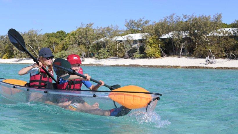 heron island  urlaub in australien mit respekt f u00fcr die