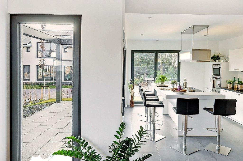 Bauen ohne Barrieren sichert lange Freude an der eigenen Immobilie ...