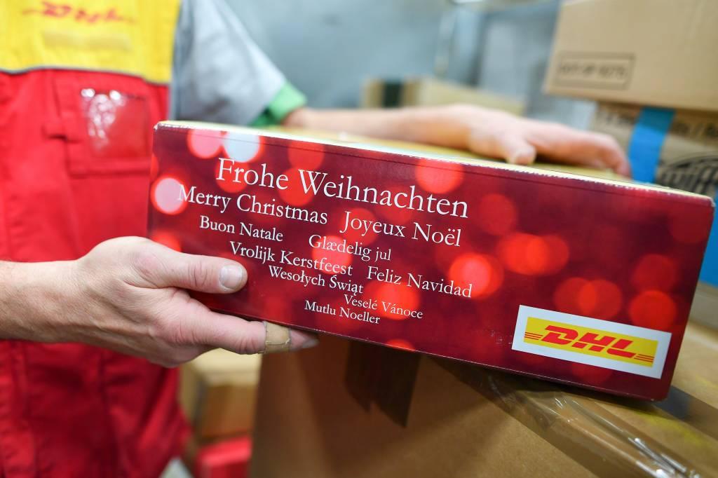 Weihnachten: Pakete und Päckchen rechtzeitig abschicken - Ratgeber ...