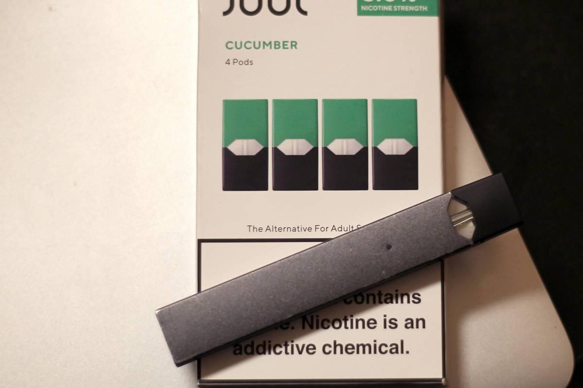 Umstrittene E-Zigarette Juul ab heute in Deutschland zu kaufen