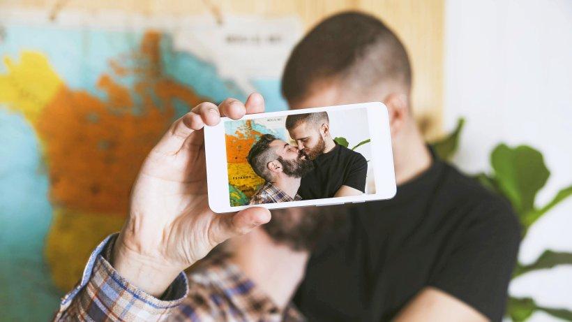 Schwule dating app
