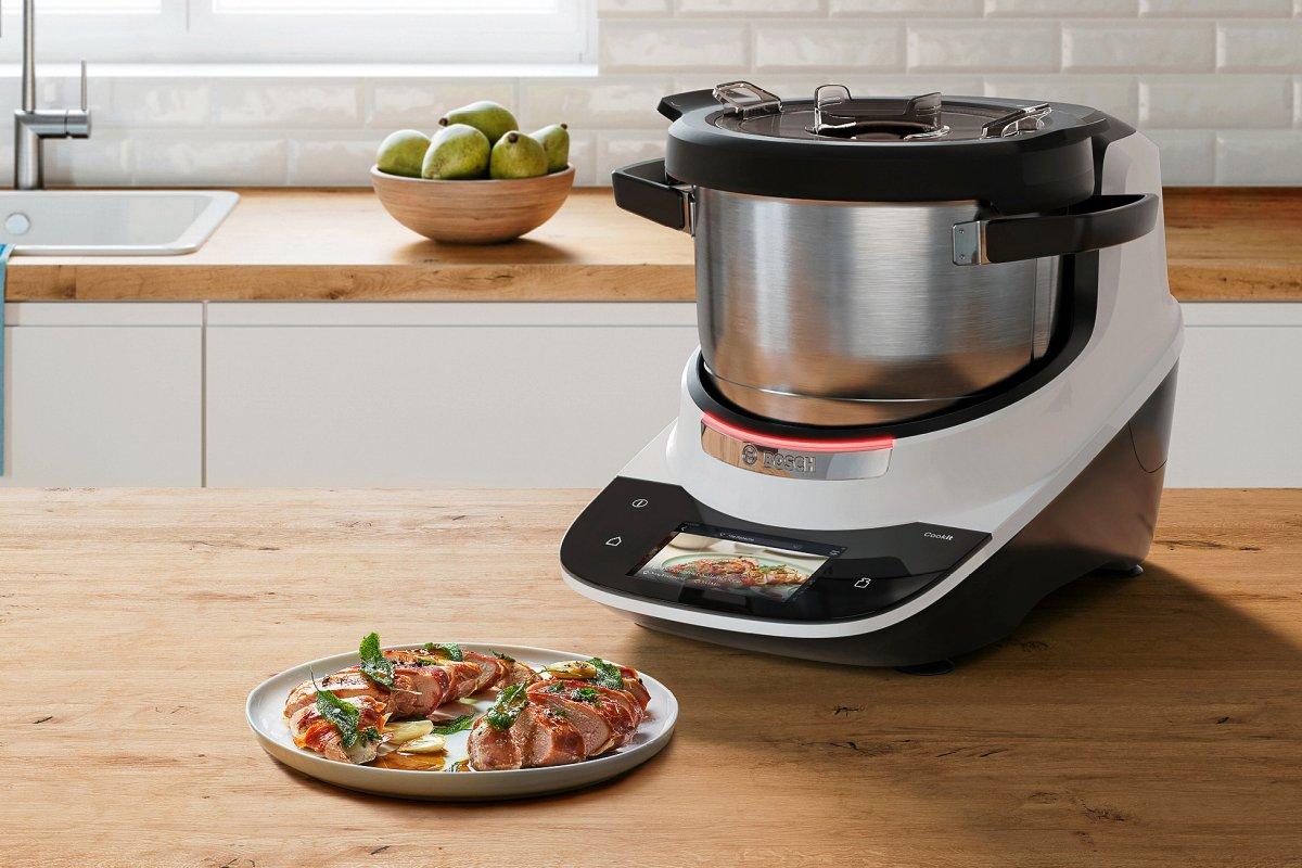 IFA-Neuheit: Der Cookit von Bosch ist der große Thermomix-Konkurrent