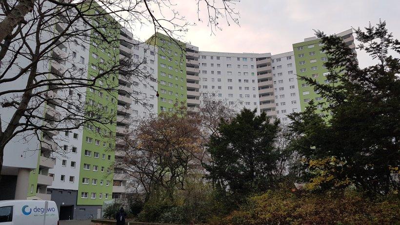 Fahrstuhl-Drama im Märkischen Viertel findet Happy End