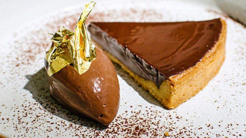 Tarte au Chocolat von Dirk Gieselmann