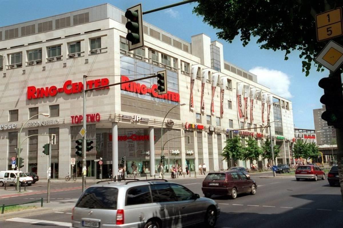 81c96c5bb5feb3 Ring-Center - 113 verschiedene Geschäfte - Shopping - Berliner Morgenpost