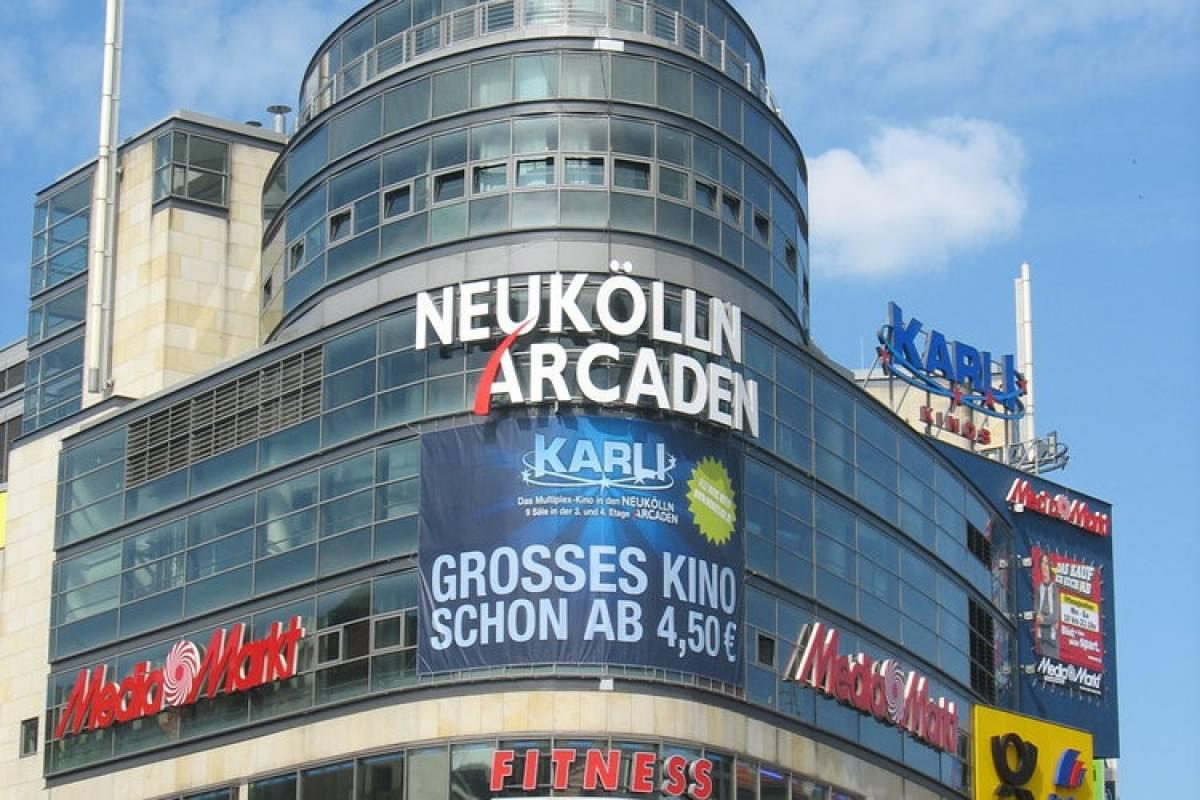7c05375a2294da Neukölln Arcaden - Hier kann man Tage verbringen - Shopping - Berliner  Morgenpost