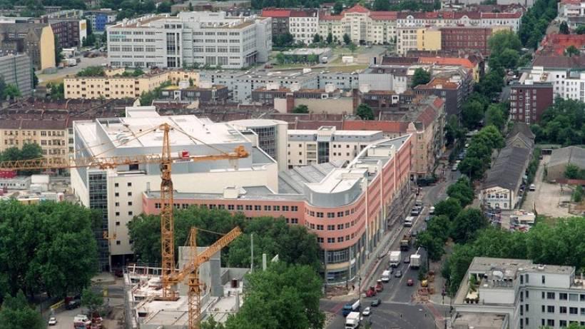 981db422c009e3 Park Center Treptow - Parken ohne Probleme - Shopping - Berliner Morgenpost