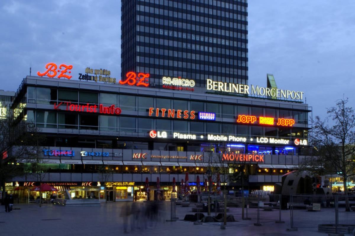 39395f7ee4b586 Europa-Center - Einmal rund um die Welt - Shopping - Berliner Morgenpost