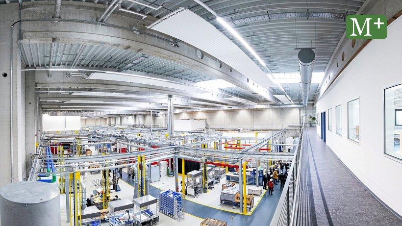 Berlin Spandau: Zwei neue Forschungsprojekte in der Siemensstadt