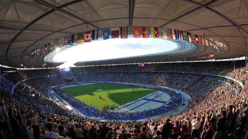 das olympiastadion in charlottenburg - sport