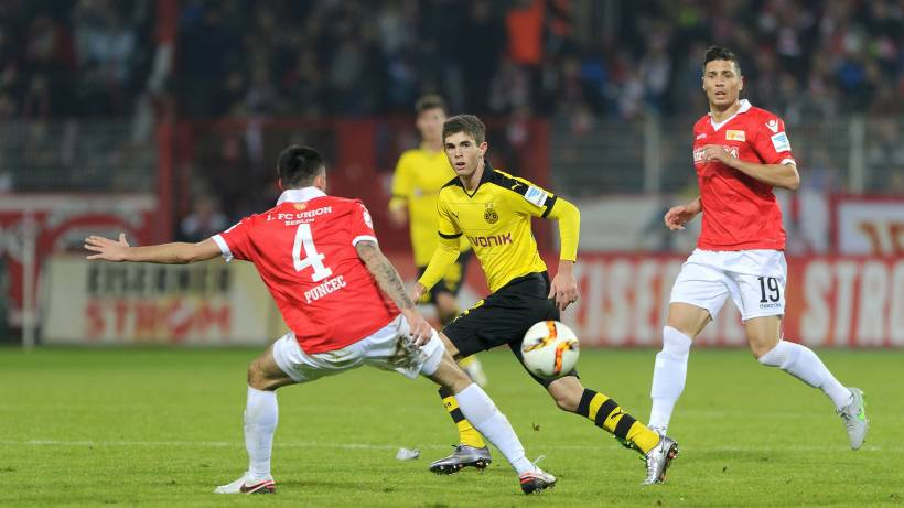 Borussia Dortmund Gegen Union Berlin Live Im Tv Stream Sport