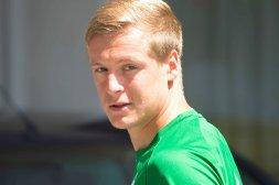 Felix Kroos hofft beim 1. FC Union auf reichlich Spielpraxis