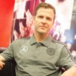 Oliver Bierhoff ist seit 2004 Teammanager der deutschen Nationalmannschaft