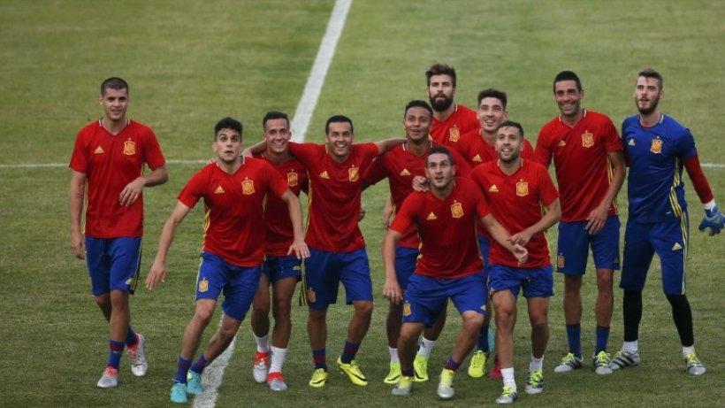 Spanien Türkei Live