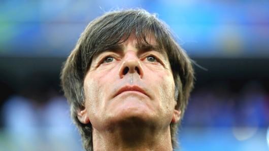Blick voraus: Joachim Löw will die Nationalmannschaft zur WM 2018 nach Russland führen