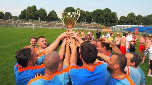 2015 gewann Rotor Zürich bei der Alternativen Europameisterschaft der Fußballer den Titel im Sportforum Hohenschönhausen