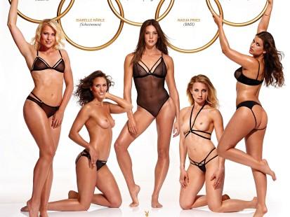 Playboy sportlerinnen im Playboy: Die