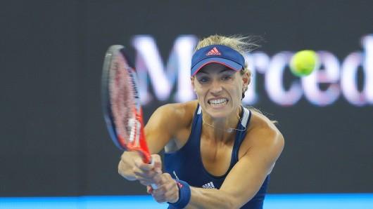 Angelique Kerber ist am Freitag zur Spielerin des Jahres 2016 gewählt worden. Die Ehrung wurde im Vorfeld der Tennis-WM in Singapur vorgenommen