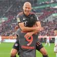 Diese Zwei sind nicht zu fassen: Arjen Robben und Robert Lewandowski