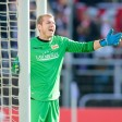 Der Däne Jakob Busk ist seit gut einem Jahr die Nummer eins im Tor des 1. FC Union