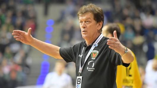 Trainer Velimir Petkovic hat seinen Handballern eine Pause verordnet, damit sie im EHF-Cup anders auftreten als zuletzt in der Bundesliga