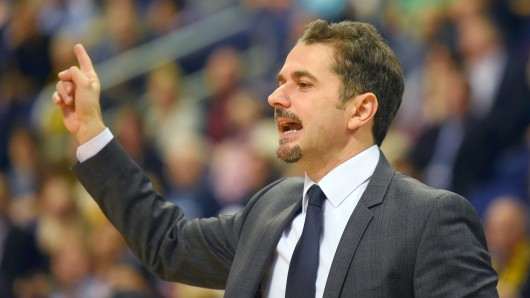 Albas Cheftrainer Ahmet Caki muss gehen