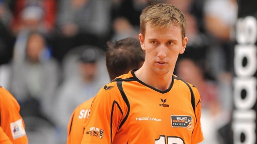 Paul Caroll erzielte 17 Punkte für die Berliner